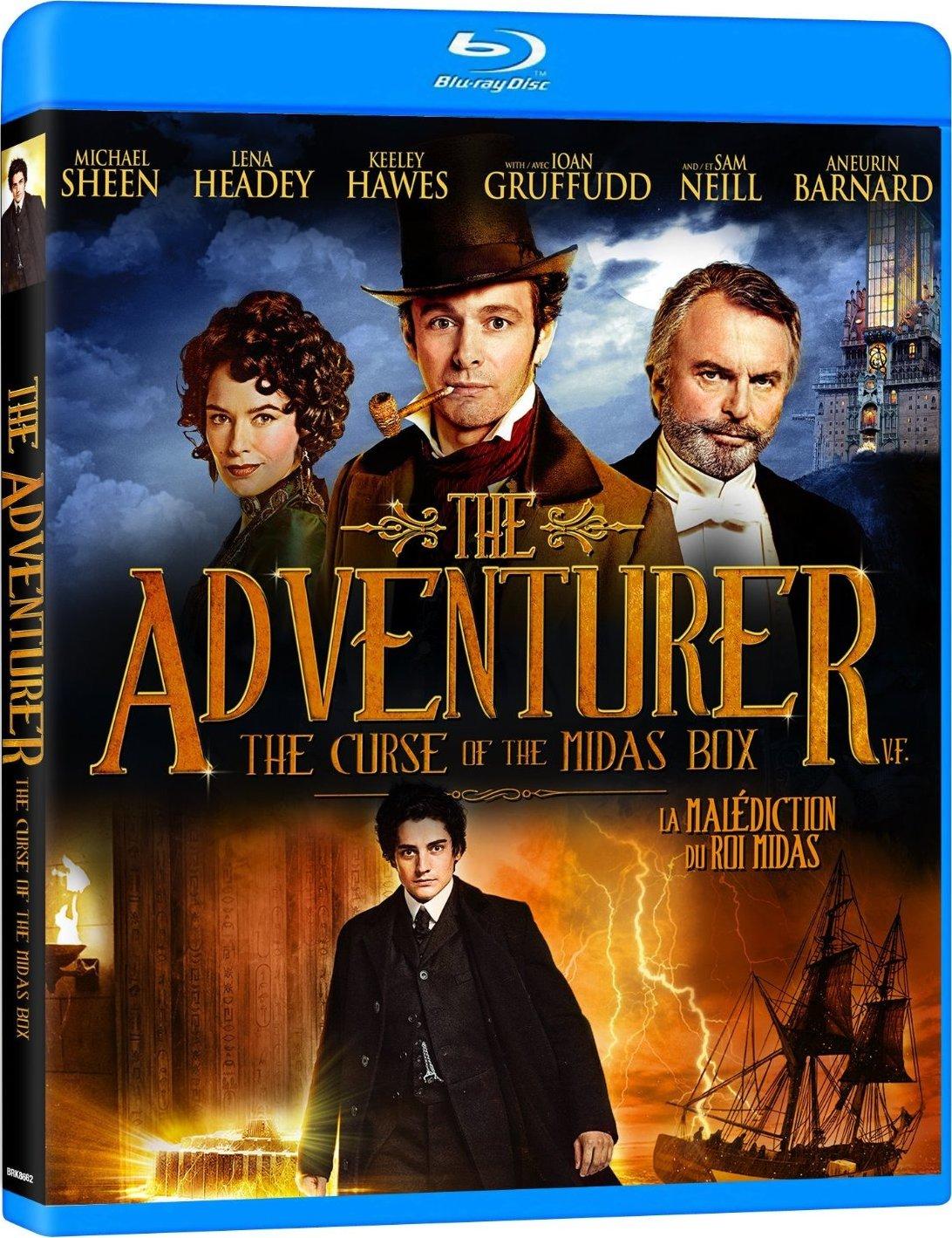 The Adventurer: The Curse of the Midas Box / Авантюристът: Проклятието на Мидаското ковчеже (2013)