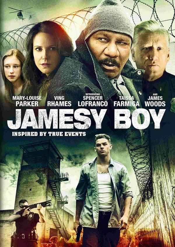 Jamesy Boy / Джеймси момчето (2014)