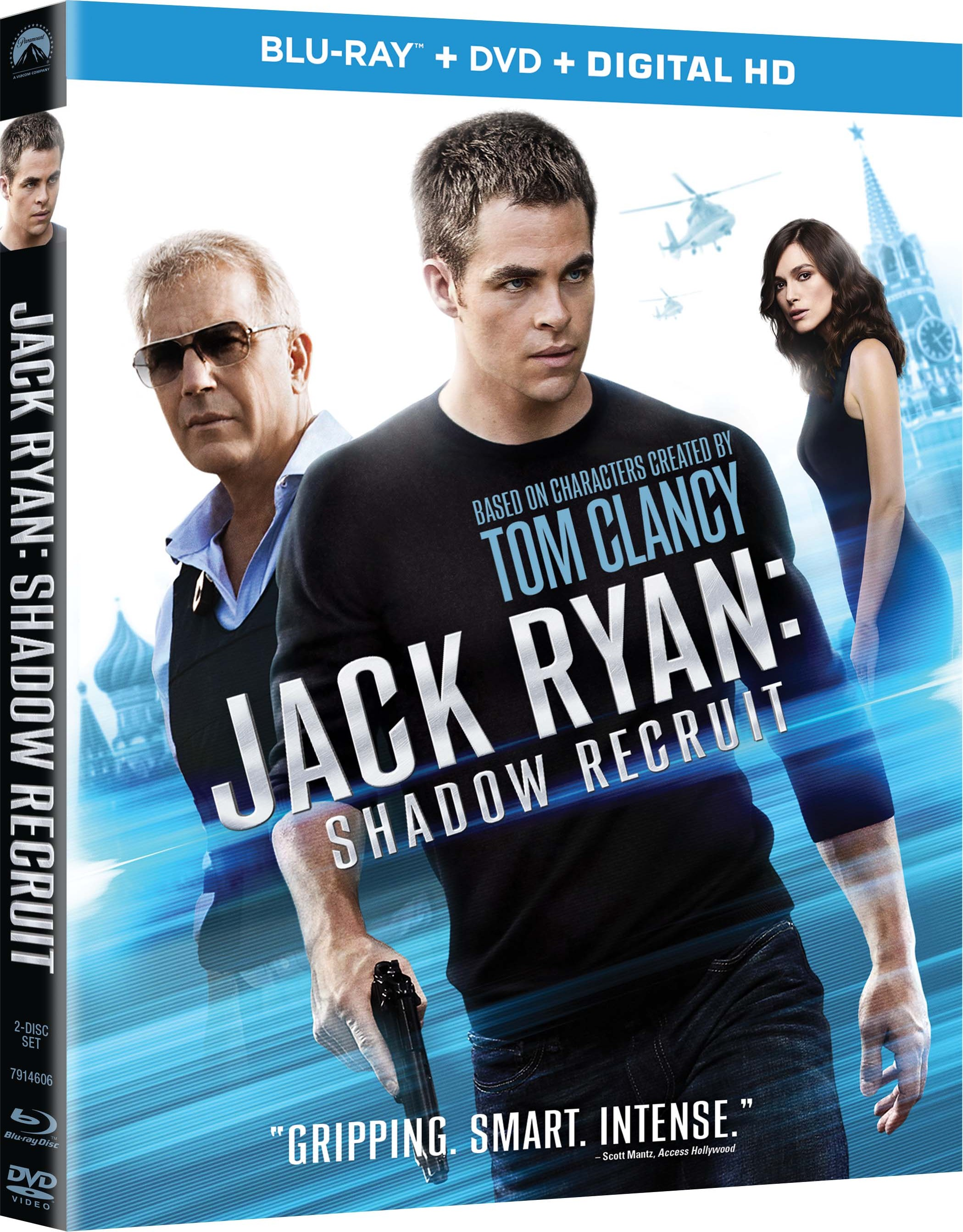 Jack Ryan: Shadow Recruit / Джак Райън: Теория на хаоса (2014)