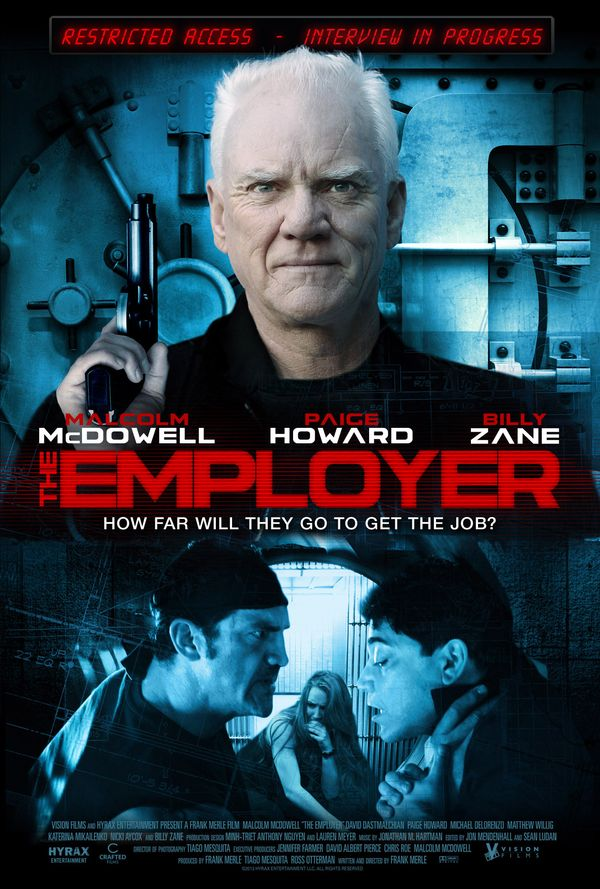 The Employer / Работодателят (2013)