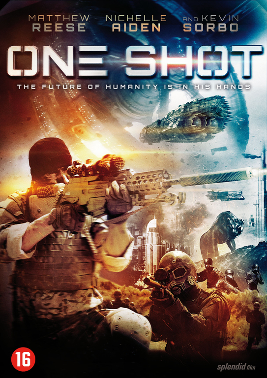 One shot / Един изстрел (2014)