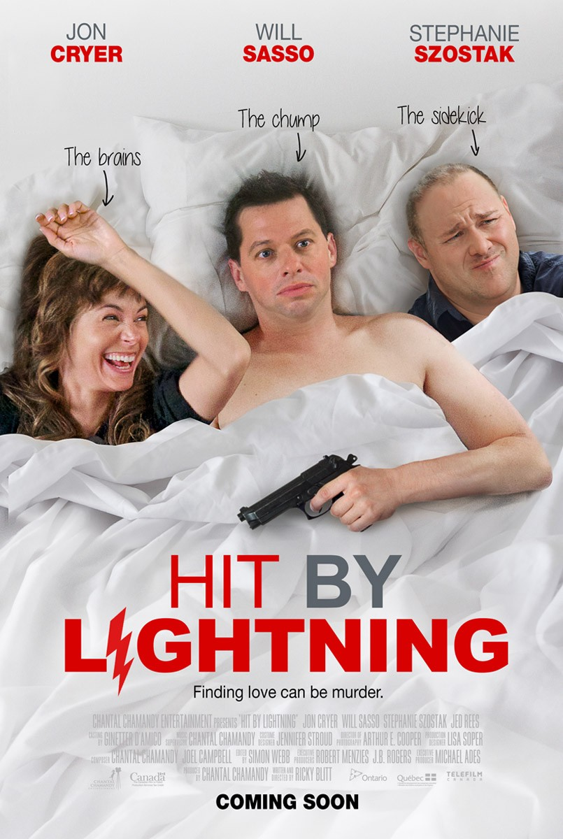 Hit by Lightning / Ударен от мълния (2014)