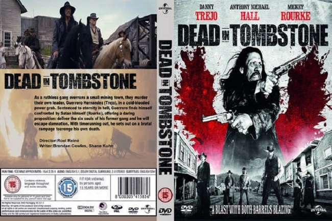 dead in tombstone movie imdb